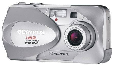 奥林巴斯最新款傻瓜相机d-560